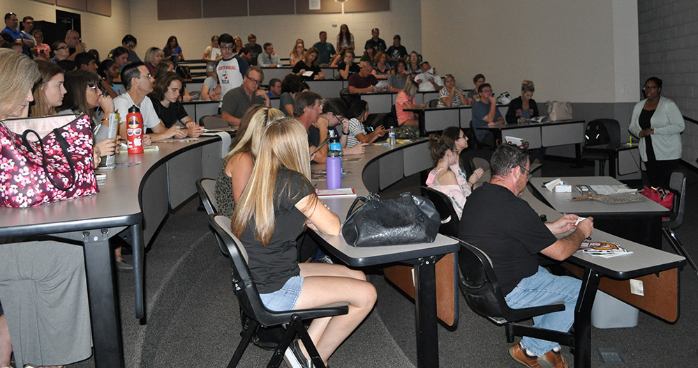 AZ universities help students learn about admissions, financial aid TriUniversityTour4