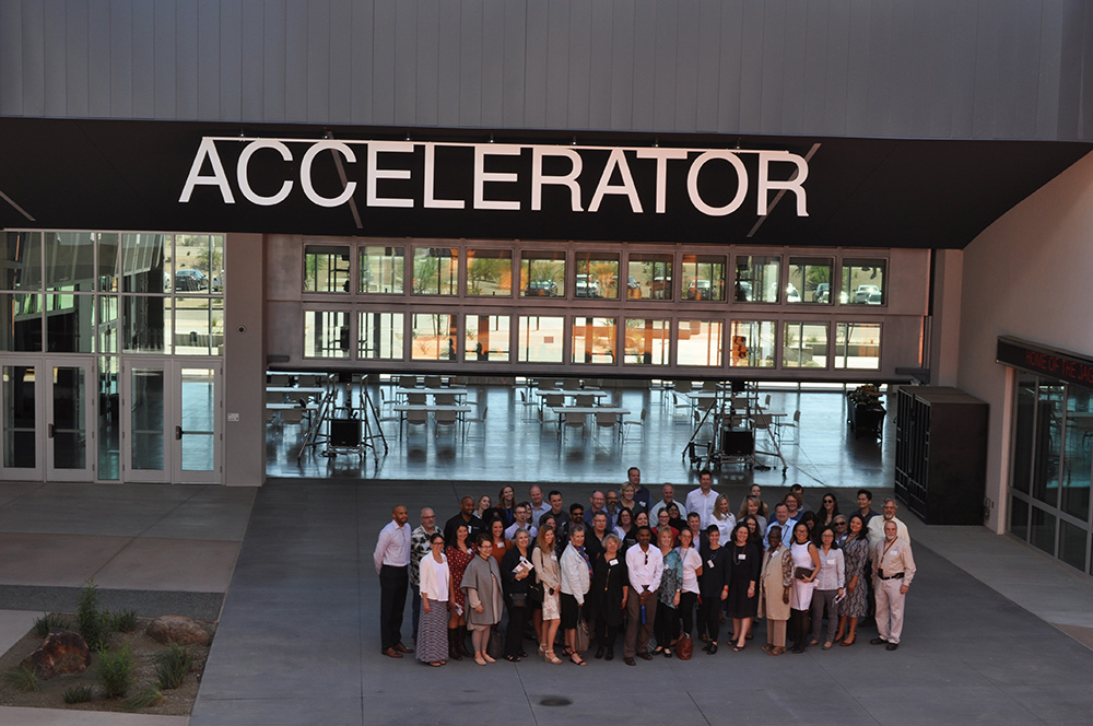District gets international attention for re-thinking what school looks like Accelerator