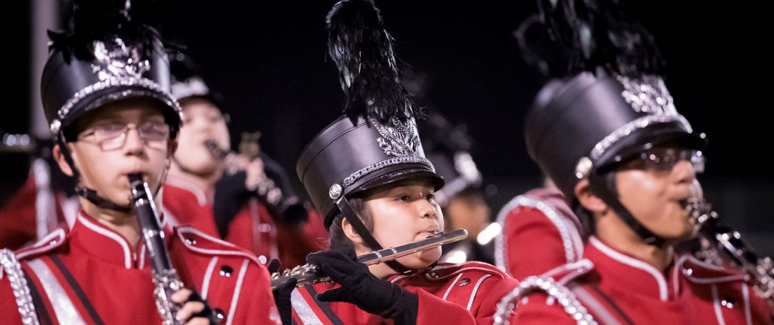 Marching Bands From Dysart High, Shadow Ridge, Valley Vista, And Willow Canyon High Schools Will Host The 2nd Annual Band Festival From 6:00 P.m. Until 8:00 P.m. At Dysart High School On Monday, October 29, 2018. Photo Courtesy Dysart Unified School District