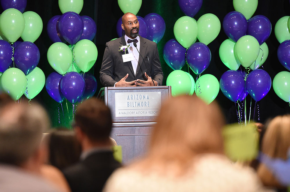 Kareem Neal named AEF 2019 Arizona Teacher of the Year Kareem-Neal-2019-TOY-2