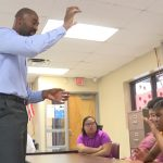 College application questions? Ask a volunteer Kareem-Neal-with-Students-150x150