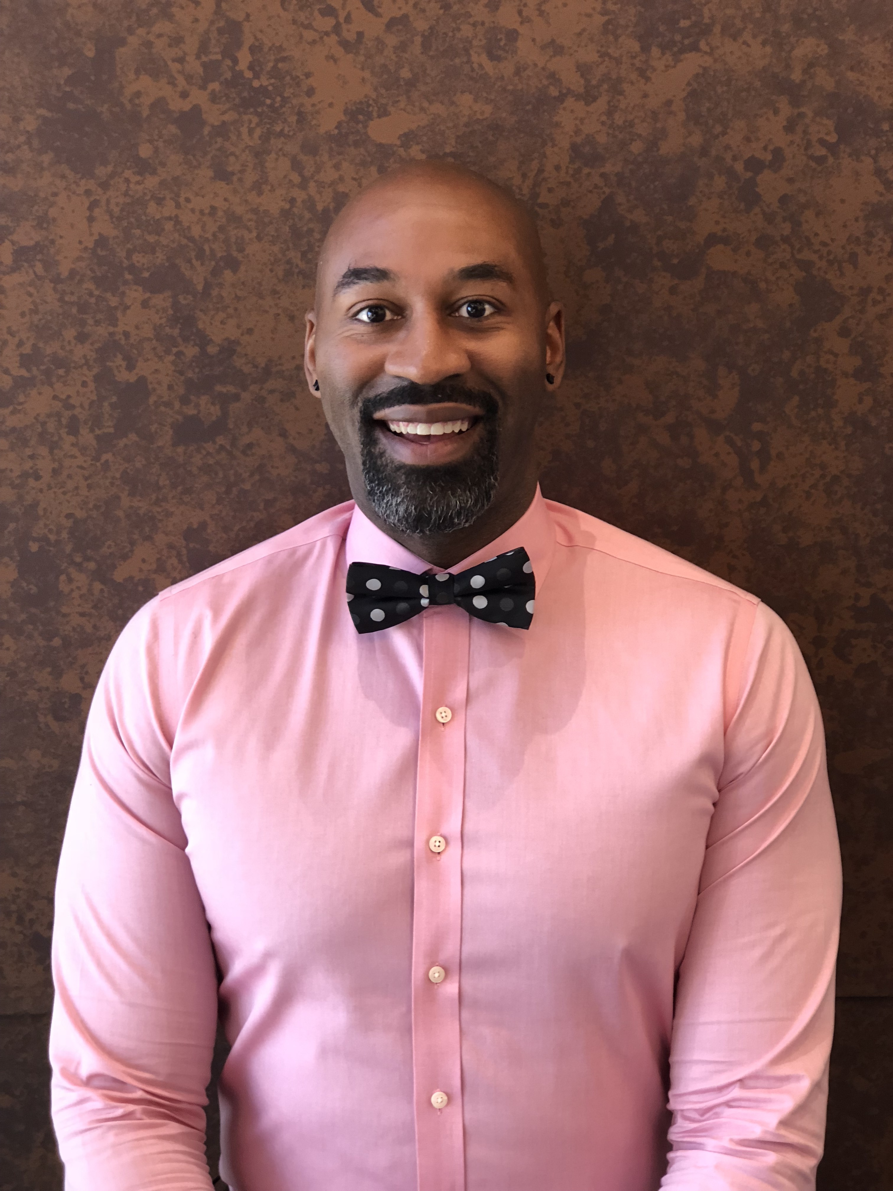 Teacher of the Year: Strong connections lead to success Kareem-Neal