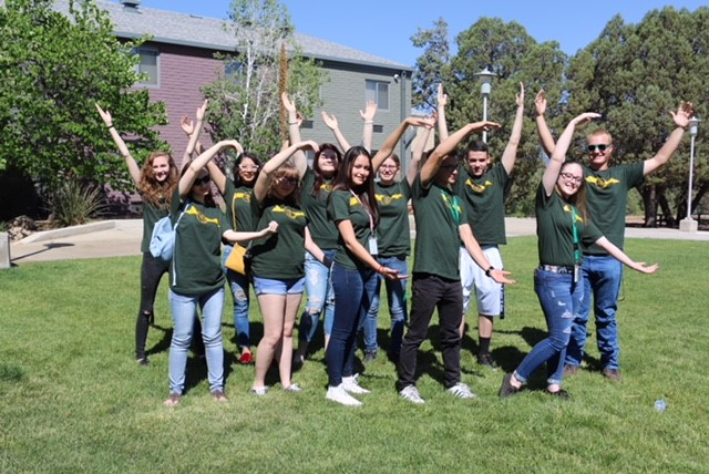 The Yavapai College LEAD Program Is Helping To Guide Senior High School Students Toward Higher Education, Through A Free College Summer Transition Experience. Photo Courtesy Yavapai College