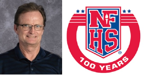 Cactus Shadows High School Girls' Golf Coach, Mark O'Bryan, Has Been Named The 2017-18 National Federal Of State High School Associations (NFHS) Section 7 Coach Of The Year.