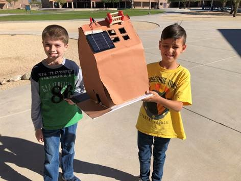 Teacher participates in  summer research experience Solar-2