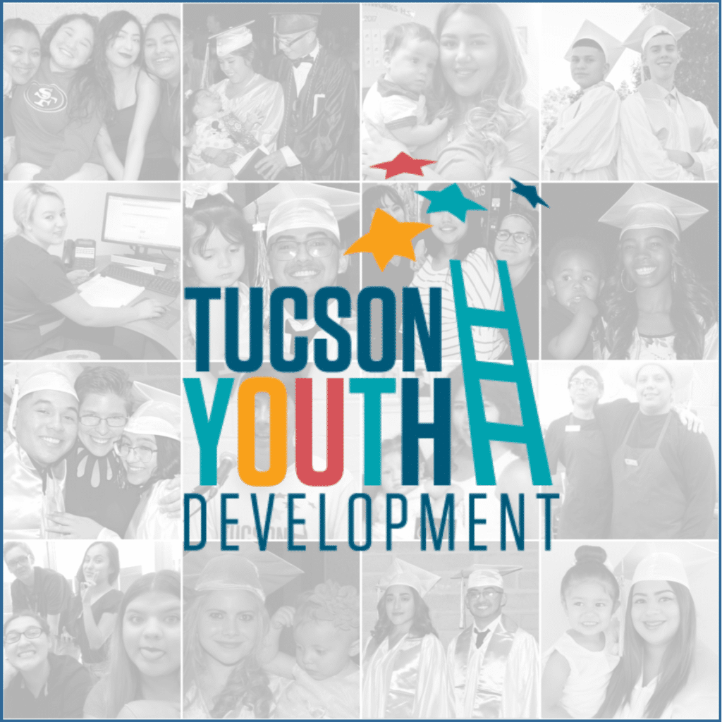 Opportunity Youth In Photo Montage Of Pima County Students Aided By Tucson Youth Development. Photo Courtesy Of Tucson Youth Development