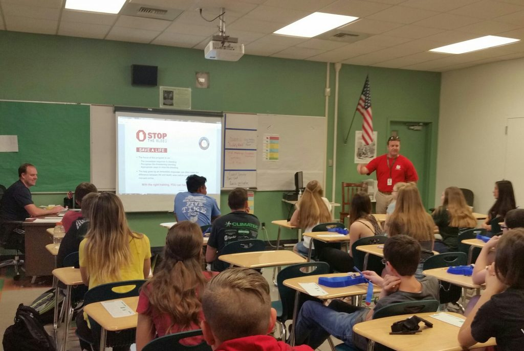 Why some schools chose the ACT or SAT over AzMERIT Tanque-Verde-CPR-Class-1024x687