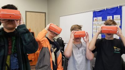 First-ever computer science funding available to 765 schools Virtual-Reality-Glasses-400x225