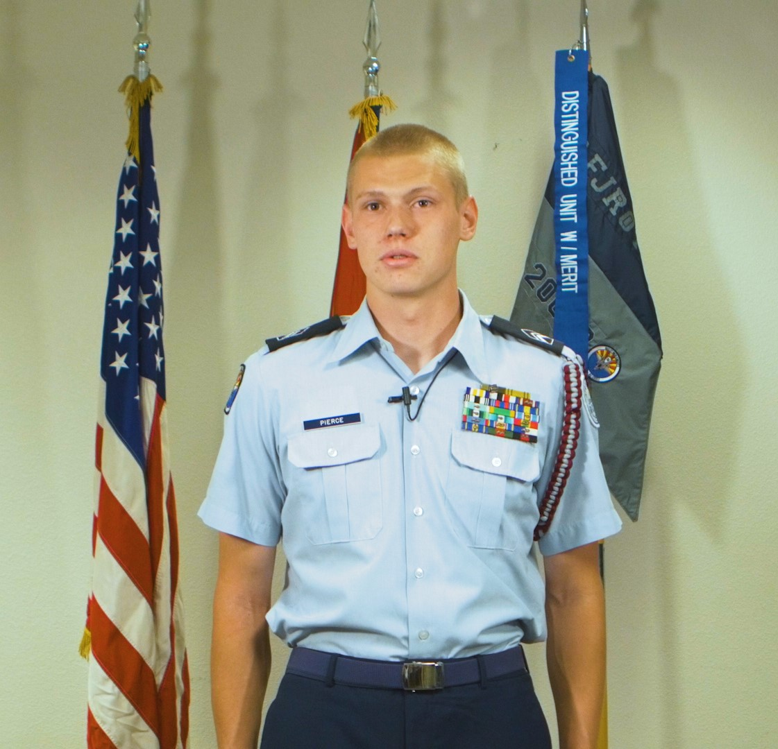 Higley High School Senior Selected For AFJROTC Flight Academy