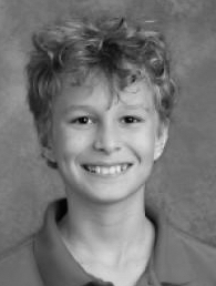 Two Madison District Schools students to compete in State Geographic Spelling Bee Gavin_2018-2019-bw-1