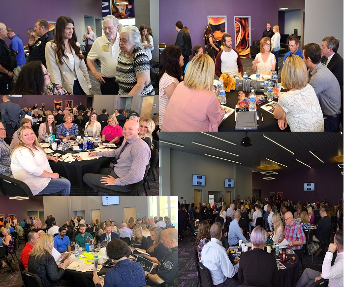 Queen Creek Unified School District Recently Hosted A Community And Family Engagement Event To Develop And Strengthen Partnerships With Organizations In Our Community That Inspire Authentic Engagement And Impact Students. Photo Courtesy Queen Creek Unified School District