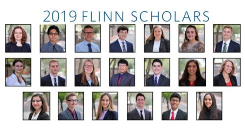Arizona Excellence: 2019 Flinn Scholars Have Been Named