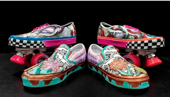 c75c8626ae Flagstaff High students are finalists in Vans shoe design competition  Flagstaff-High-School-