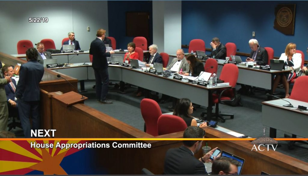 House still working on budget bills, Senate to meet Saturday at 10 a.m. May-22-10-a.m.-House-Appropriations-Committee-1024x587
