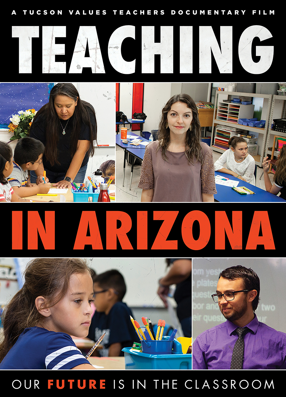 Teaching In Arizona Documentary Free To The Public Online Through May 12
