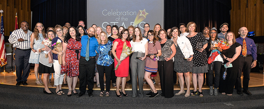 On May 9, 2019, Tucson Unified School District Honored And Celebrated Over 100 Incredible Staff Members, Teachers, Assistant Principals And Principals During The 5th Annual Celebration Of The Stars Event At Catalina High School. Photo Courtesy Tucson Unified School District