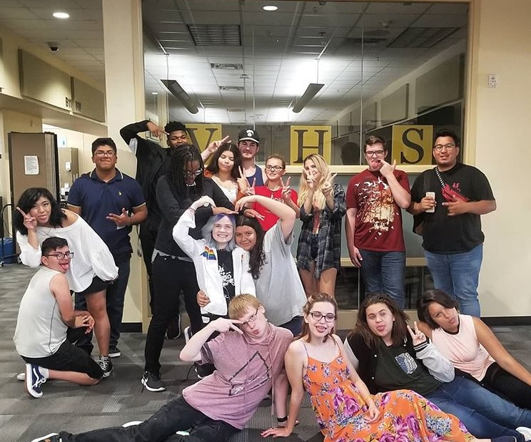 Educators, LGBTQ+ advocates create more inclusive curriculum Verrado-High-School-gsa1