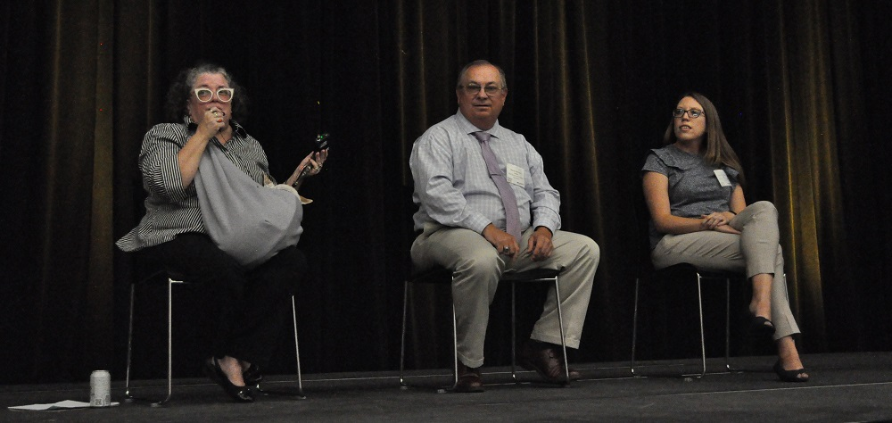 Small changes can create a safer, more inclusive, trauma sensitive school Panel