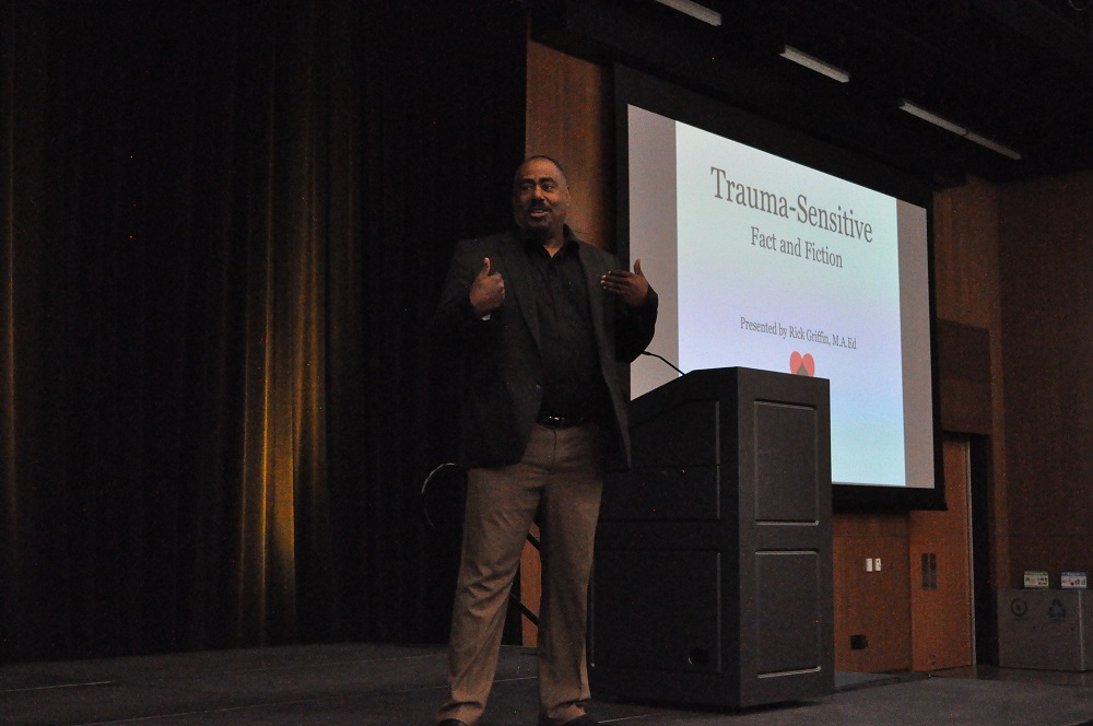 Small changes can create a safer, more inclusive, trauma sensitive school Rick-Griffin