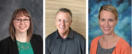 Cave Creek Unified School District Is Proud To Announce Their New Administrators For The 2019-2020 School Year From Left To Right: Staci Wiese, Doug King, And Dr. Patty Jensen. Photos Courtesy Of Cave Creek Unified