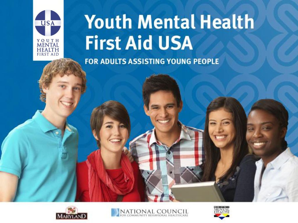 Southwest Behavioral & Health Services Offers Youth Mental Health First Aid Training At Its Headquarters In Phoenix On July 31, 2019 And Oct. 2, 2019. Image Courtesy Of Youth Mental Health First Aid USA