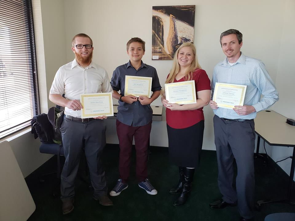 At Promineo Tech, Getting Students Ready For Immediate Employment Is The Driving Force. And Given Their 80 Percent Placement Rate With High Starting Salaries In Software Development Roles, The Certification Program Is Showing Success. Photo Courtesy Promineo Tech