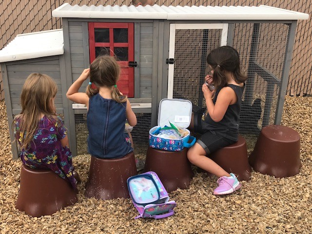 Families In Vernon Have Few Options For Early Education, So Vernon Elementary Leaders Created A Holistic Preschool For Local Four-year-olds. Photo Courtesy Vernon Elementary School District
