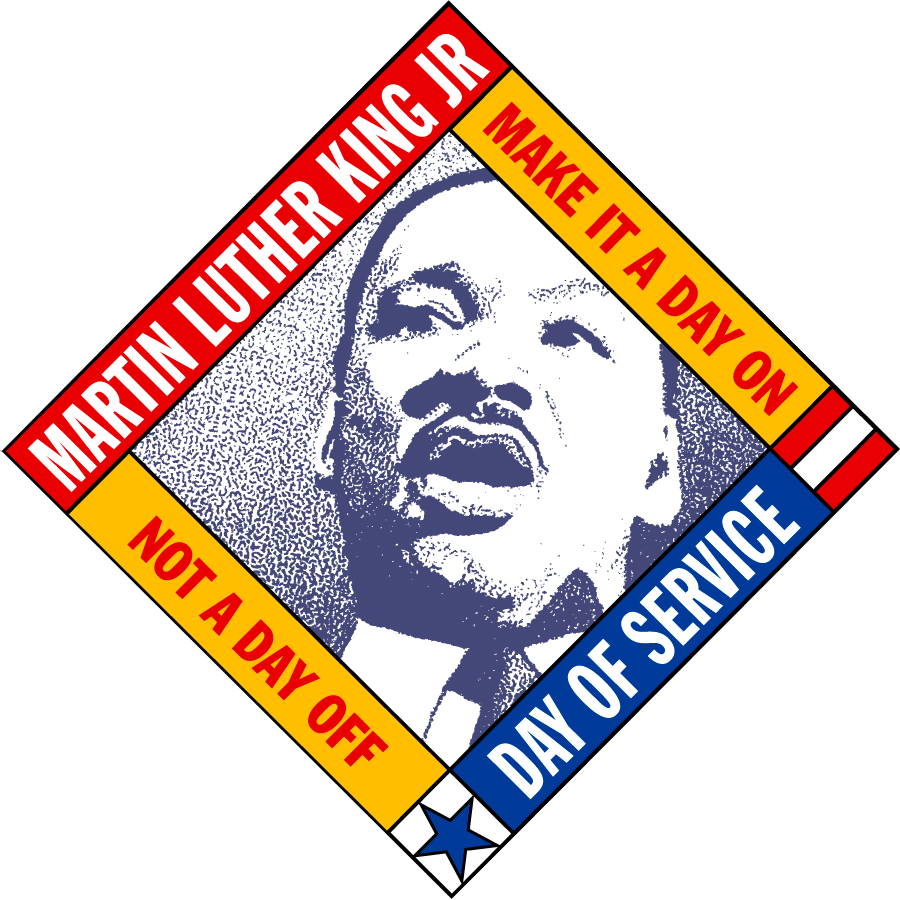 Dr. Martin Luther King Jr. Day Of Service: Make It A Day On, Not A Day Off Logo Logo Courtesy Hands On Greater Phoenix