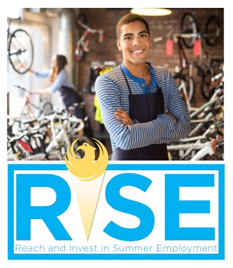 Since 2013, The City Of Phoenix Has Provided Nearly 600 Paid Summer Internships To Young Adults, Ages 16 To 24 Through Phoenix Youth R.I.S.E. Photo Courtesy City Of Phoenix