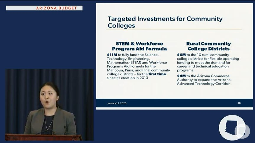 Take a look at details of Gov's education budget proposal Targeted-investments-for-Community-Colleges