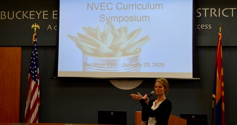 NVEC Day Of Training