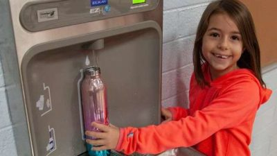Mental Health in Schools: Black and Hispanic Students Say They Have Less Support water_refill_station__washington-400x225