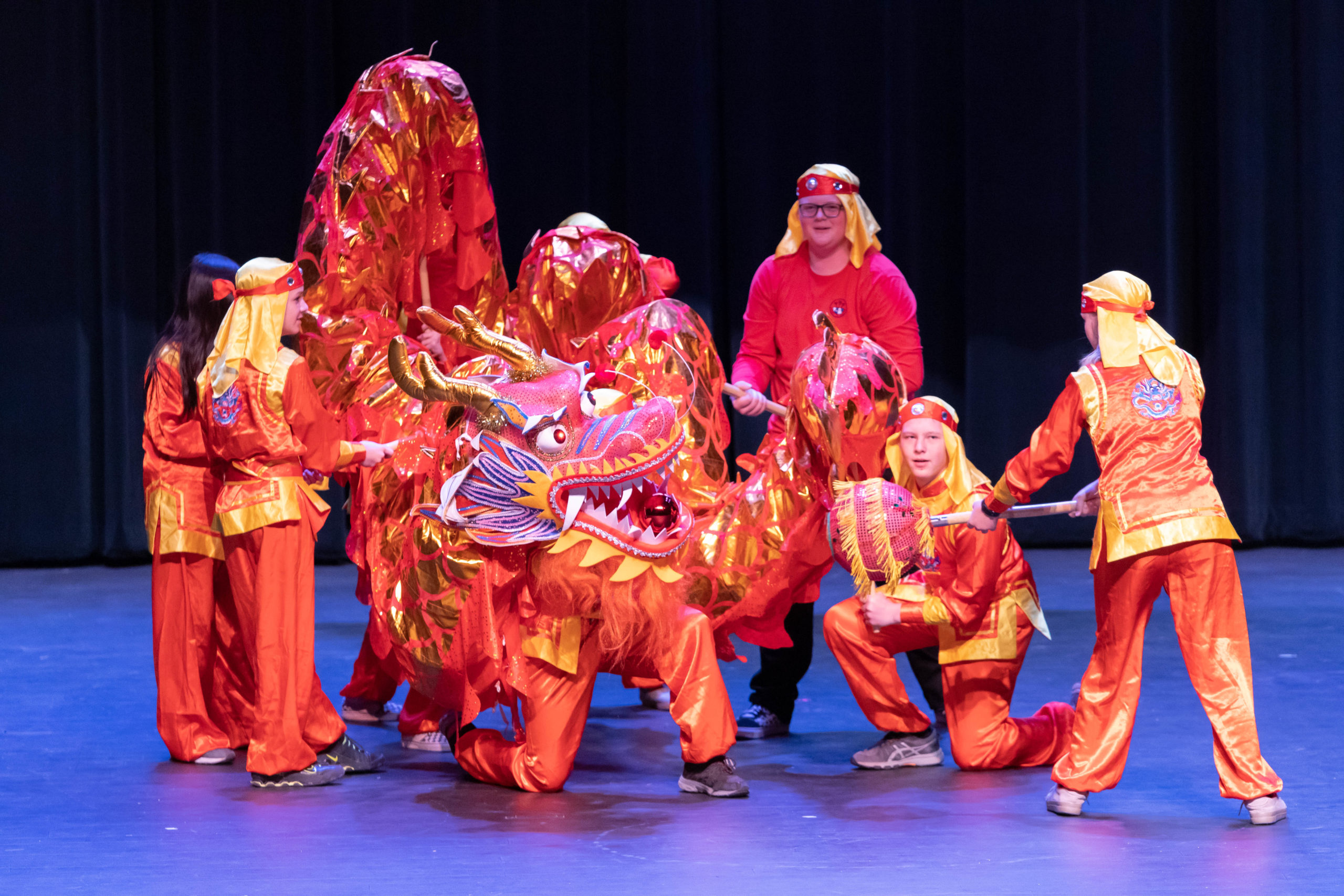 Higley Chinese New Year