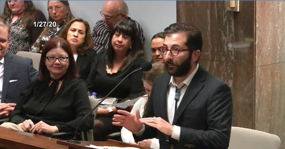 English learner instruction flexibility bill remains in House Rules Geoff-Esposito-Cropped