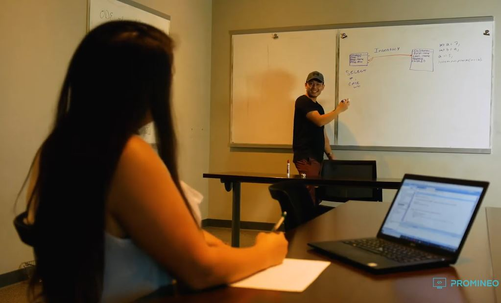 Three Maricopa Community Colleges Are Working With Promineo Tech, An Innovative Provider Of Tech Education, To Make Coding Education More Affordable And Accessible. Photo Courtesy Of Promineo Tech