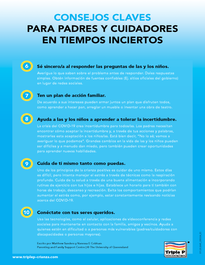 Parenting tips for uncertain times top-tips-COVID19-Spanish-triple-p-consejos-claves-en-tiempos-inciertos_Page_2-792x1024