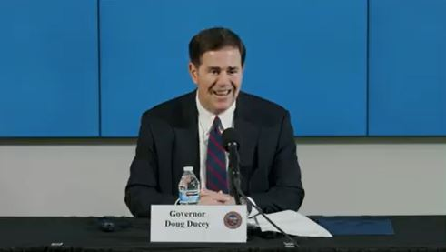 Stores re-open, COVID-19 testing blitz resumes on Saturday 5-4-Gov.-Doug-Ducey
