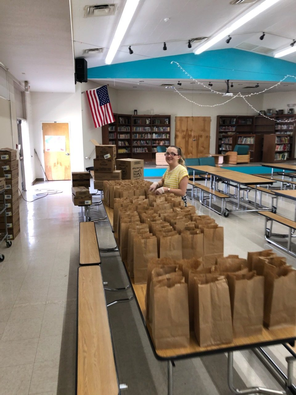 Rural Districts And Meals 1