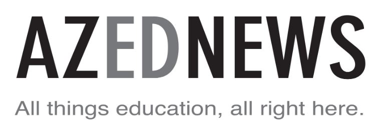 Sign up now for a weekly text from AZEdNews AZEdNews-Logo