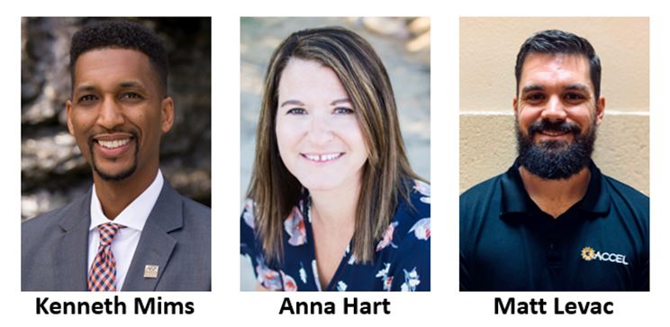 Sci Tech Institute Presents STEM For STudents With Exceptional Needs: Making STEM Accessible Webinar June 25, 2020 From Noon To 1 P.m. Featuring Kenneth Mims, Anna Hart And Matt Levac