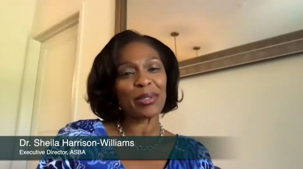 A year after George Floyd's murder, a look at empathy, equity, what's changed & what hasn't Dr.-Sheila-Harrison-Williams-video-capture
