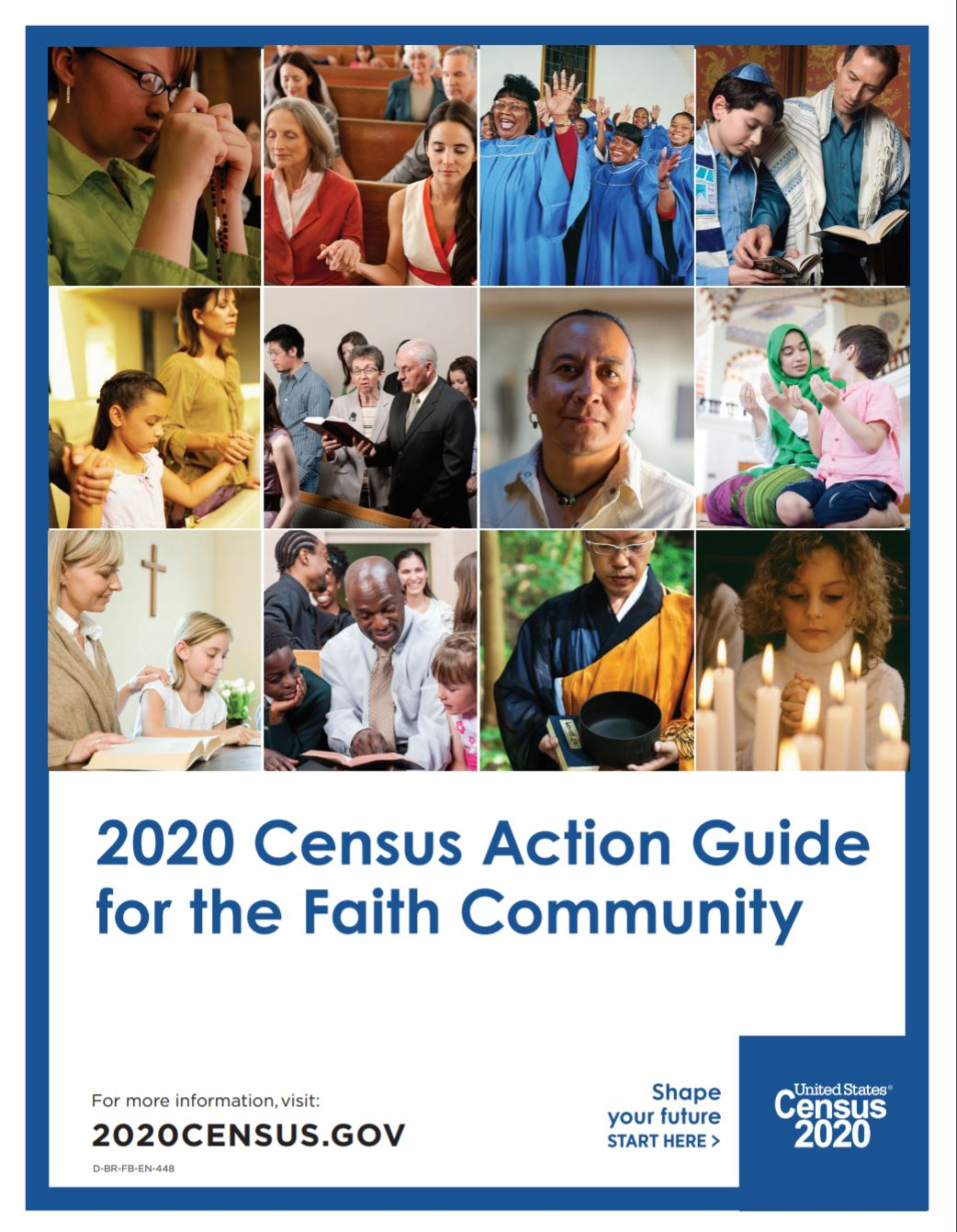 Districts go round and round on school bus reopening plans 2020-Census-Action-Guide-for-the-Faith-Community-Cover