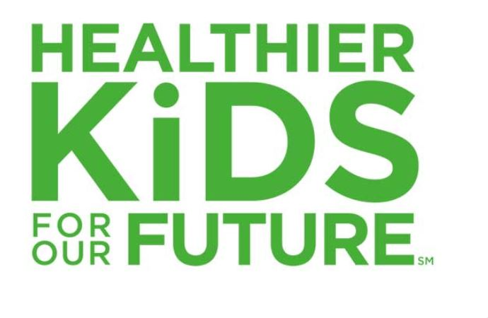 Healthier Kids For Our Future Grant Logo From Cigna Foundation
