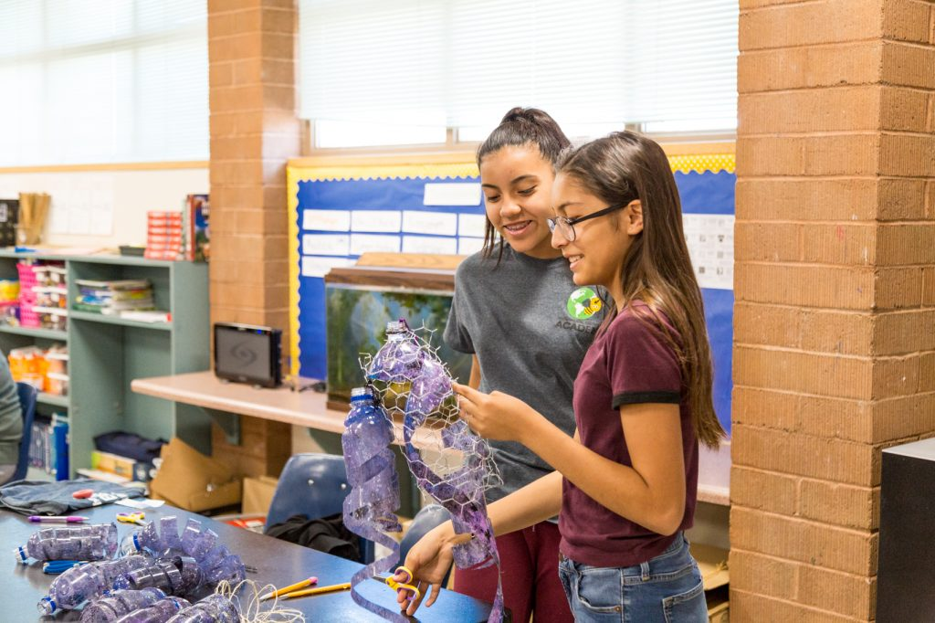 It's full S.T.E.A.M. ahead for Pendergast Elementary School District STEAM-Kids-1024x682