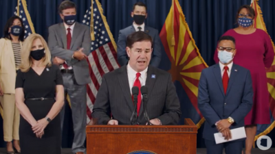 Bridging Distance for Learners With Special Needs 9-17-Gov-Ducey-400x225