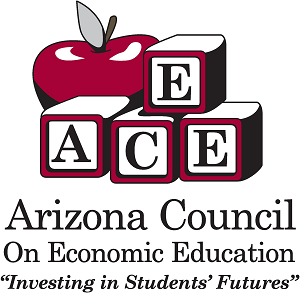 Arizona Council On Economic Education Logo