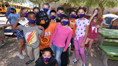 High School Theater Educators Plot Ways To Keep Shows Going Amid Pandemic Mask-Up-AZ-1-400x225