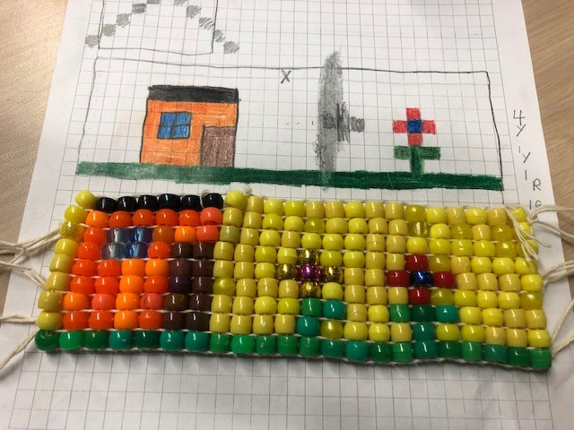 How including Native languages and cultures helps students learn and grow Students-beading-3