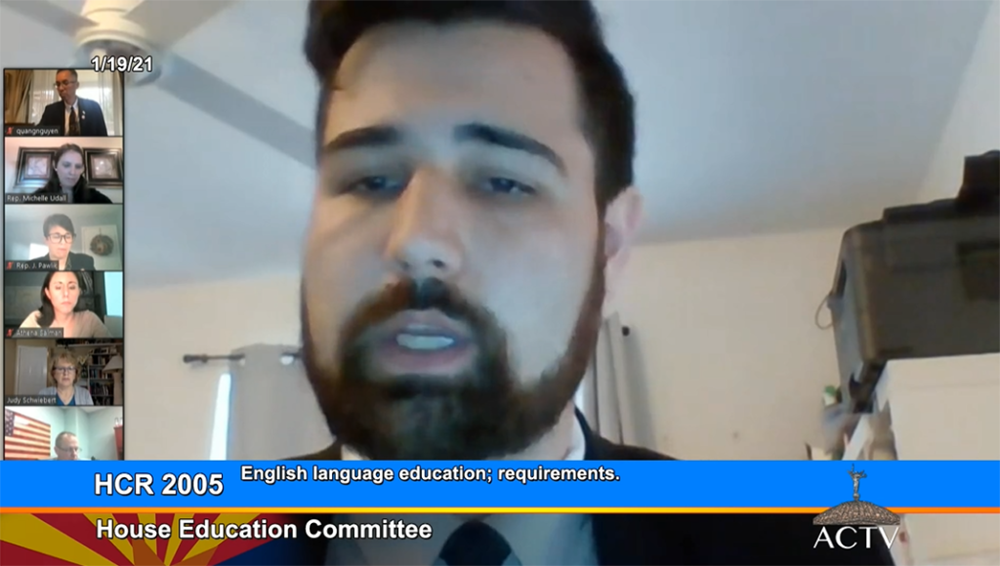 Video: House lawmakers support including English Learners in dual-language immersion AAron-WOnders-1024x580