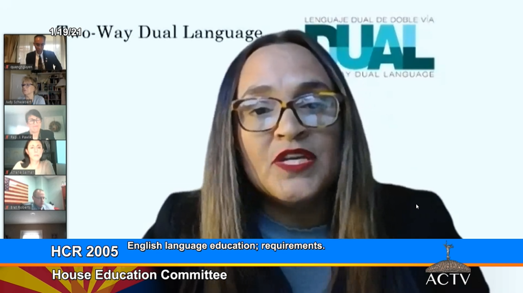 Video: House lawmakers support including English Learners in dual-language immersion Anna-Manzano-2-1024x574